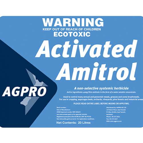Activated Amitrol