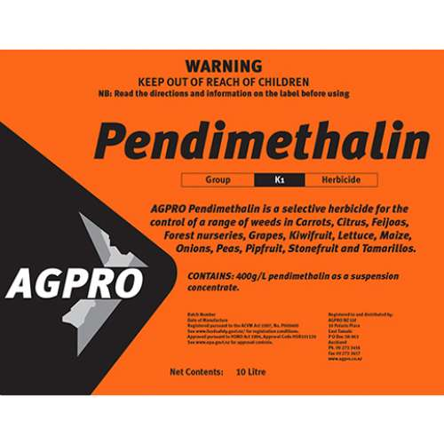 Pendamethalin 400SC