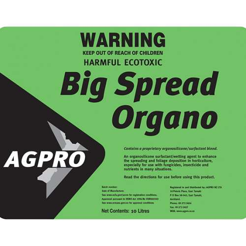 Big Spread Organo