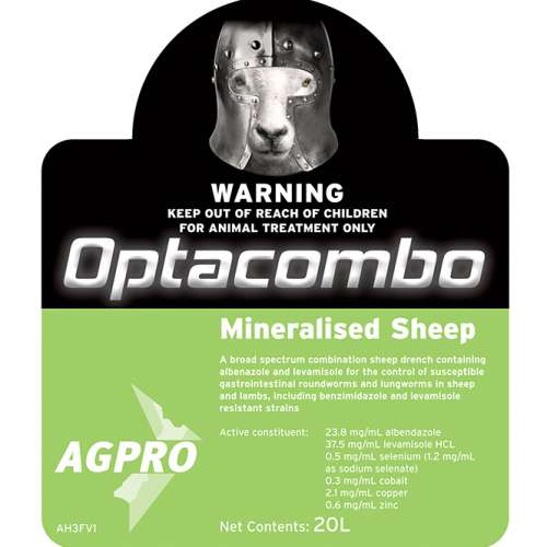 Optacombo Mineral Sheep
