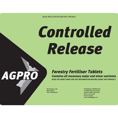 Fertiliser Tablets