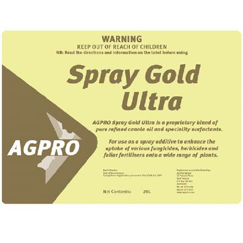 Spray Gold Ultra