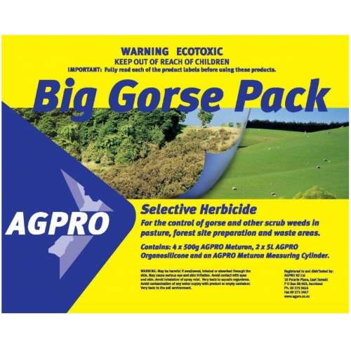 Big Gorse Pack